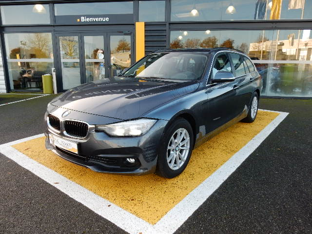 BMW 318D 150CV TOURING 86000 KM