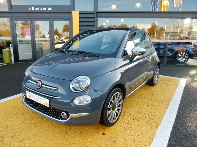 FIAT 500 PACK STAR